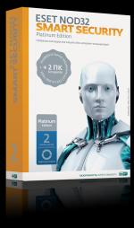 ESET NOD32 Smart Security Platinum Edition 7